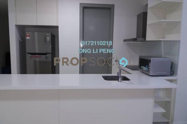 For Rent Condominium at Reflection Residences, Mutiara Damansara Freehold Fully Furnished 3R/2B 3.5k