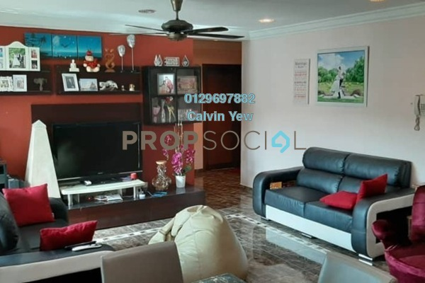 For Sale Condominium at Sang Suria, Sentul Freehold Fully Furnished 3R/2B 600k