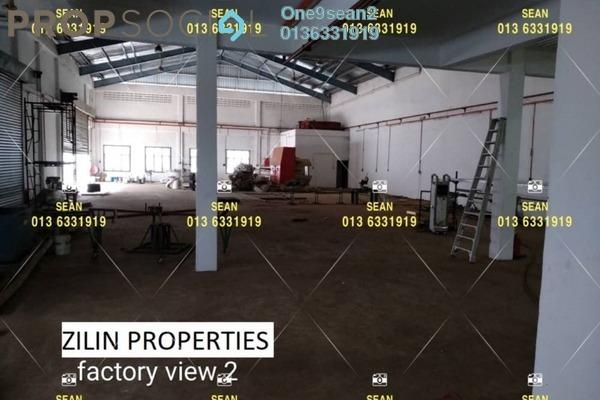 For Rent Factory at Meru Industrial Park, Meru Freehold Semi Furnished 0R/0B 20k