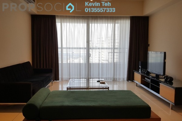 For Rent Condominium at Tiffani Kiara, Mont Kiara Freehold Fully Furnished 3R/3B 5.4k