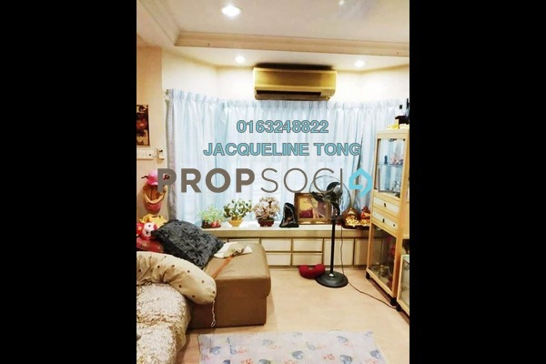 For Sale Terrace at Taman Muda, Pandan Indah Freehold Semi Furnished 4R/3B 700k
