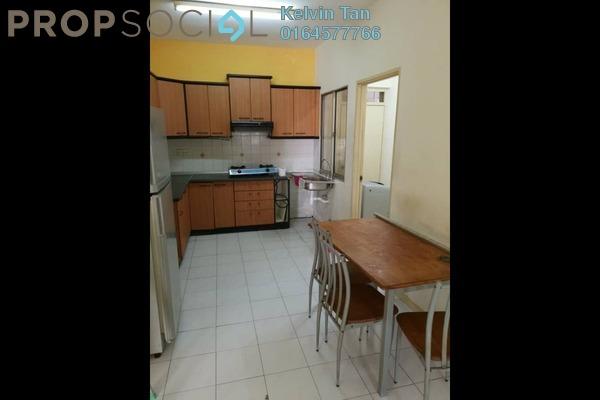 For Sale Condominium at Villa Emas, Bayan Indah Freehold Fully Furnished 3R/2B 360k
