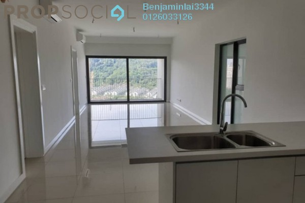 For Sale Condominium at The Westside Three, Desa ParkCity Freehold Unfurnished 2R/2B 950k