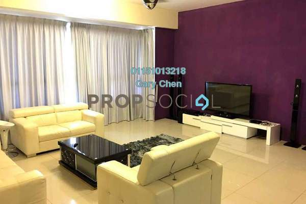 For Rent Condominium at Birch The Regency, Georgetown Freehold Fully Furnished 2R/2B 1.9k