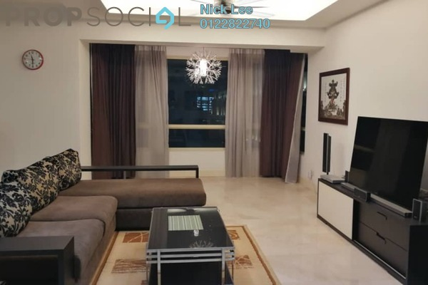 For Sale Condominium at Northpoint, Mid Valley City Freehold Fully Furnished 4R/4B 2.15m