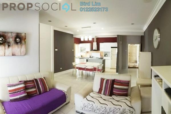 For Rent Condominium at Villa Pavilion, Seri Kembangan Freehold Fully Furnished 3R/2B 1.25k