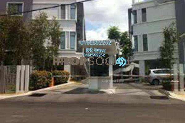 For Sale Townhouse at D'Residency, Bandar Utama Leasehold Semi Furnished 4R/4B 1.1m
