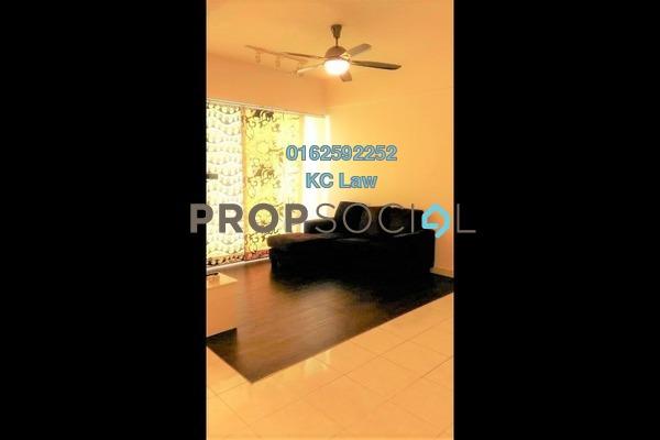 For Sale Serviced Residence at Casa Suites, Petaling Jaya Freehold Fully Furnished 1R/2B 460k