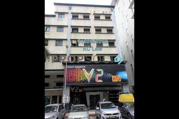 For Rent Office at Fraser Business Park, Sungai Besi Freehold Unfurnished 0R/0B 3.6k