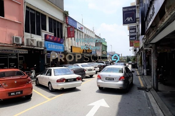 For Sale Shop at Section 52, Petaling Jaya Freehold Unfurnished 0R/0B 2.6m
