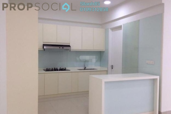 For Rent Condominium at Setapak Green, Setapak Freehold Semi Furnished 4R/3B 1.8k