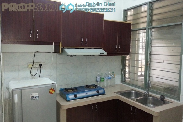For Rent Apartment at Lagoon Perdana, Bandar Sunway Freehold Fully Furnished 3R/2B 1k