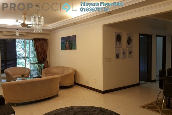 For Sale Condominium at Desa Putra, Wangsa Maju Freehold Fully Furnished 3R/2B 620k