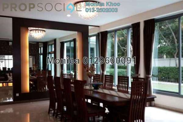 For Sale Bungalow at The Residence, Mont Kiara Freehold Semi Furnished 5R/6B 8.5m