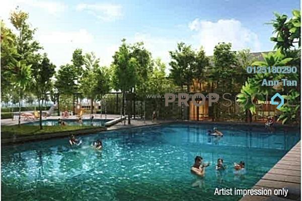 For Sale Serviced Residence at Ryan & Miho, Petaling Jaya Leasehold Unfurnished 2R/2B 509k