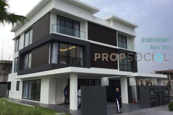 For Sale Semi-Detached at Cheras Vista, Bandar Mahkota Cheras Freehold Semi Furnished 5R/6B 2.08m