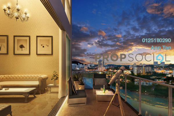 For Sale Serviced Residence at Tria Residences @ 9 Seputeh, Old Klang Road Freehold Semi Furnished 3R/2B 863k