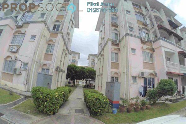 For Sale Apartment at Palma Perak & Puteri, Kota Damansara Leasehold Unfurnished 3R/2B 290k