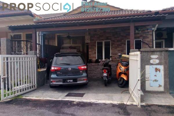 For Sale Terrace at Taman Seri Budiman, Bandar Mahkota Cheras Freehold Unfurnished 3R/2B 428k