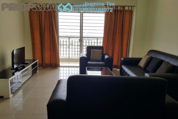 For Rent Condominium at Ampang Putra Residency, Ampang Leasehold Fully Furnished 3R/2B 2.3k