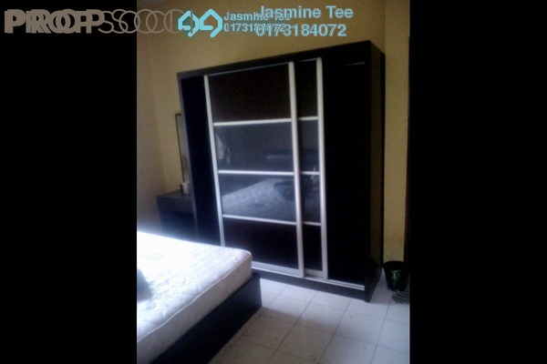 For Sale Townhouse at Pinggiran Cempaka, Pandan Indah Freehold Fully Furnished 3R/2B 405k