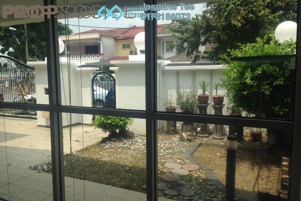 For Sale Terrace at Pandan Indah, Pandan Indah Freehold Semi Furnished 4R/3B 1.25m