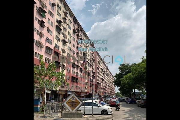 For Sale Apartment at Desa Mentari, Bandar Sunway Freehold Semi Furnished 3R/1B 150k