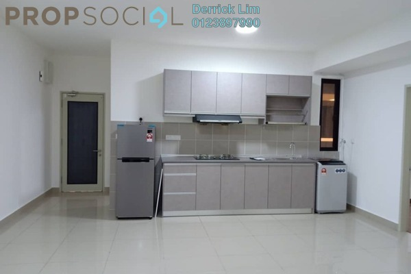 For Rent Condominium at The Nest Residences, Old Klang Road Freehold Semi Furnished 3R/2B 1.6k