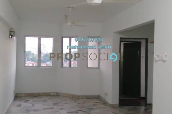 For Rent Condominium at Seri Mas, Bandar Sri Permaisuri Freehold Semi Furnished 3R/2B 1.1k