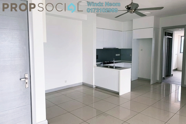 For Sale Condominium at The Westside One, Desa ParkCity Freehold Semi Furnished 2R/2B 1.2m