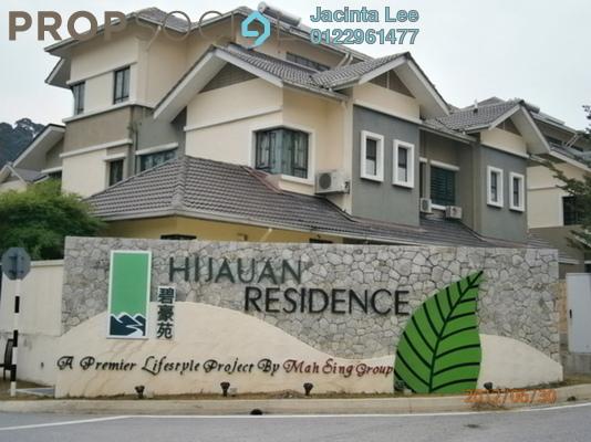 For Sale Semi-Detached at Hijauan Residence, Batu 9 Cheras Freehold Semi Furnished 9R/9B 100k