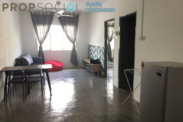For Rent Apartment at Seri Saujana Apartment, Bandar Saujana Putra Freehold Fully Furnished 3R/2B 220translationmissing:en.pricing.unit