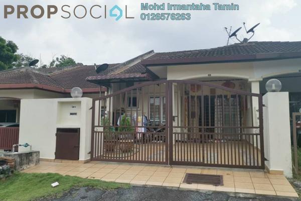 For Sale Terrace at Taman Lestari Putra, Bandar Putra Permai Freehold Semi Furnished 3R/2B 370k