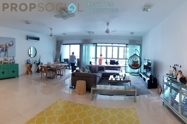 For Sale Condominium at Seni, Mont Kiara Freehold Semi Furnished 4R/5B 2.63m