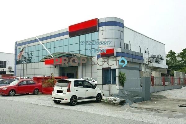 For Sale Factory at PJS 11, Bandar Sunway Freehold Unfurnished 0R/2B 5.5m