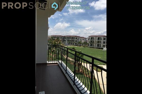 For Rent Condominium at Setia Eco Glades, Cyberjaya Freehold Semi Furnished 4R/3B 2.8k