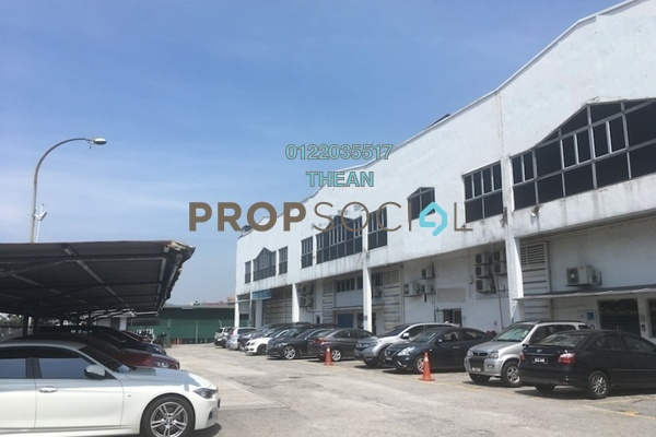 For Rent Factory at Section 51, Petaling Jaya Freehold Semi Furnished 0R/0B 21.4k