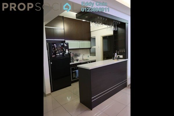 For Rent Condominium at The Zest, Bandar Kinrara Freehold Fully Furnished 3R/2B 2.1k