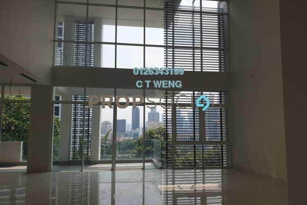 For Sale Condominium at Kenny Hills Residence, Kenny Hills Freehold Semi Furnished 6R/6B 6.4m