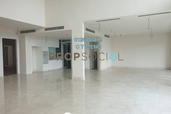 For Rent Condominium at Kenny Hills Residence, Kenny Hills Freehold Semi Furnished 6R/6B 18k