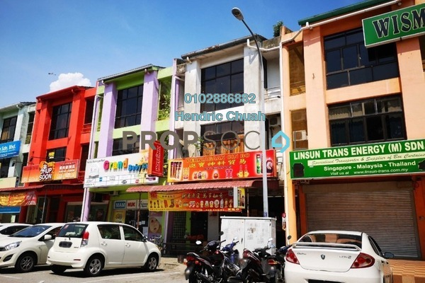 For Rent Office at Lukut, Port Dickson Freehold Fully Furnished 1R/1B 7k