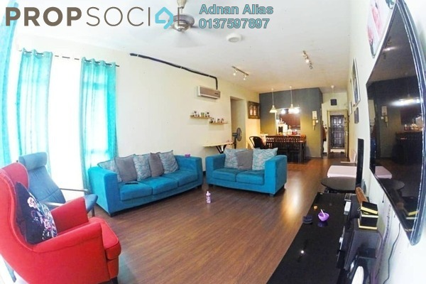 For Sale Condominium at Sri Putramas II, Dutamas Freehold Unfurnished 3R/2B 560k