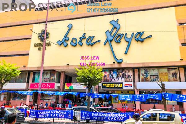 For Sale Shop at Kota Raya, Pudu Freehold Semi Furnished 1R/0B 1.25m