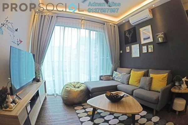 For Sale Condominium at The Zizz, Damansara Damai Freehold Fully Furnished 3R/2B 550k