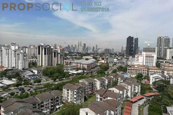For Rent Condominium at Tiara Ampang, Ampang Freehold Fully Furnished 3R/2B 1.8k
