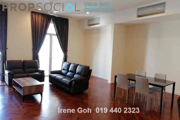 For Rent Condominium at Quayside, Seri Tanjung Pinang Freehold Fully Furnished 2R/3B 5k