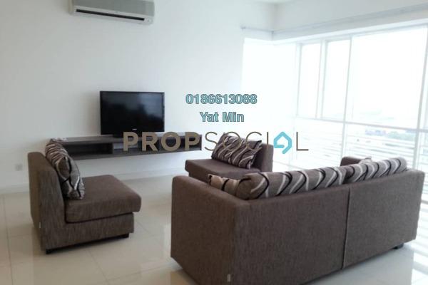 For Rent Condominium at Surian Residences, Mutiara Damansara Freehold Fully Furnished 4R/5B 4.8k