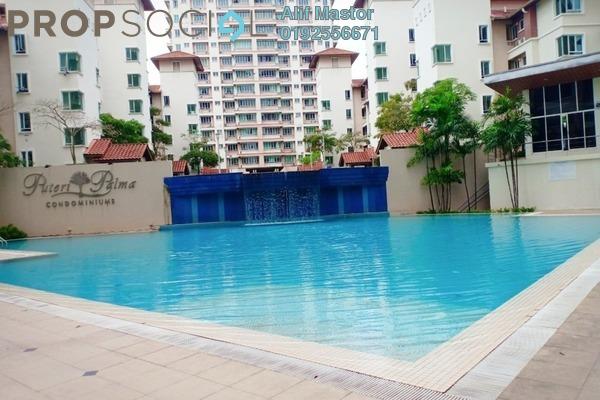 For Sale Condominium at Puteri Palma 1, IOI Resort City Freehold Semi Furnished 3R/3B 750k