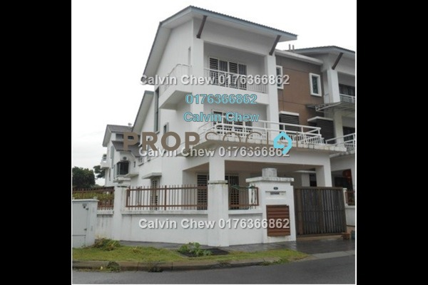 For Sale Terrace at Taman Meranti Jaya, Puchong Freehold Unfurnished 5R/0B 1.08m