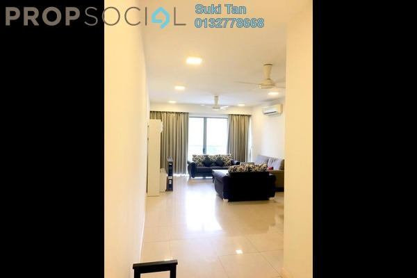 For Rent Condominium at The Westside Two, Desa ParkCity Freehold Fully Furnished 3R/2B 3.6k